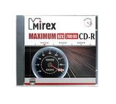 MIREX CD-R MAXIMUM 52X 700Mb